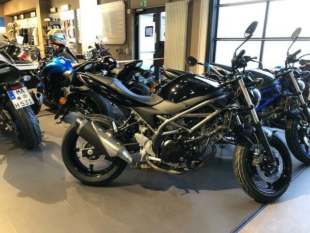 Suzuki SV 650 ABS AM1 Modell 2021 Select