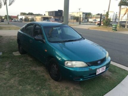 1998 Ford Laser KJ III (KM) LXI Manual Hatchback