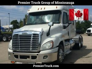 2016 Freightliner Cascadia Factory Warranty until 805,000 kms