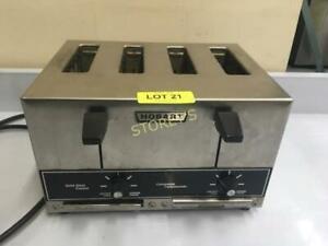 Hoart 4 Slice Toaster