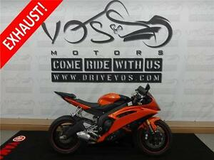 2009 Yamaha YZF-R6 - V1930 - **No Payments For 1 Year