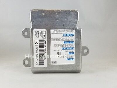 13'-15' HONDA ACCORD SRS Unit (Continental)(Rewritable) - (VIN REQUIRED)