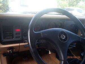 For sale 1984 Mercury Capri RS