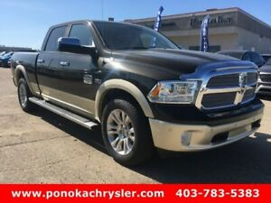 2014 Ram 1500 Longhor, One Local Owner