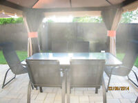 ensemble patio- patio set