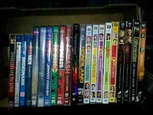 DVD / BLU RAY TV SHOWS AND MOVIES St. John's Newfoundland image 2