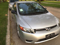 2008 Honda Civic Coupe FOR SALE **LOW PRICE & LOW KM**