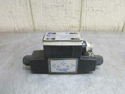 Continental Vs5m-2a-gb5hl2-60l-j Hydraulic Solenoid Directional Control Valve