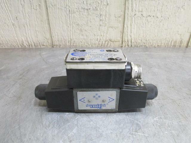 Continental VS5M-2A-GB5HL2-60L-J Hydraulic Solenoid Directional Control Valve