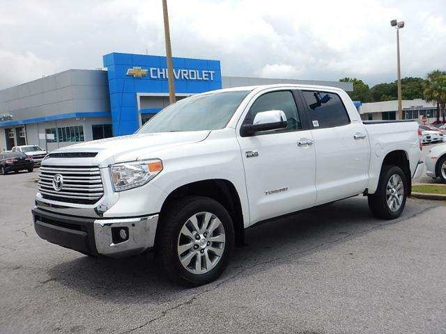 2014 Toyota Tundra Crew Max 4x4 Limited One Owner Very Nice Truck