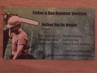 Father & Son Tree Removal Services