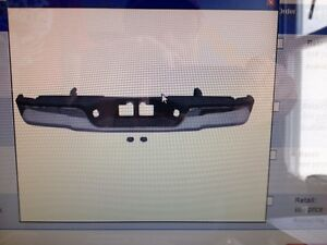 NISSAN FRONTIER FRONT AND REAR BUMPERS