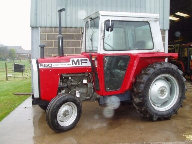 Used Massey Ferguson 550 tractor | in Derby, Derbyshire | Gumtree