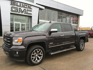 2015 GMC Sierra 1500 SLT - 4x4! Leather, Navigation, Sunroof