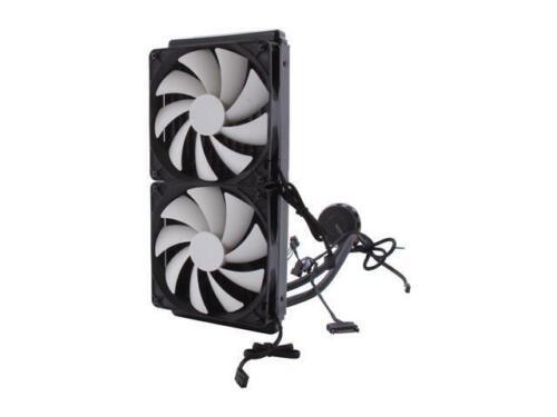 NZXT Kraken X60 280mm AIO Liquid CPU Cooler Intel