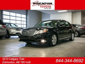 2011 Toyota Avalon XLS, Navigation, Leather, Heated Seats, Sunro