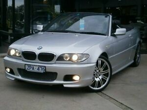 2004 BMW 325CI Silver Graphite Auto Steptronic Coupe Dandenong Greater Dandenong Preview