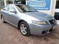 Honda Accord 2.2 i-CTDi ( 138bhp ) Sport Full S/H 10 stamps P/X Swap