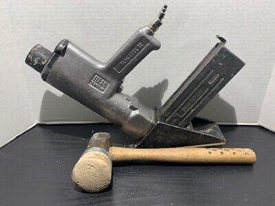 Bostitch Floor Stapler Model Miii Pneumatic Flooring Nailer