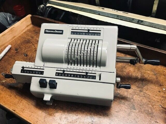 Odhner Model 239 Pinwheel Mechanical Calculator