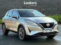 2021 Nissan Qashqai 1.3 Dig-T Mh 158 Tekna 5Dr 4Wd Xtronic Auto Hatchback Petrol