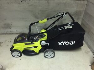 Cordless Lawn Mower - Used Once