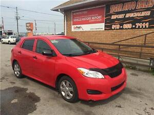 2009 Toyota Matrix*****HATCHBACK****MANUAL****GREAT ON FUEL*****