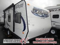 2015 FOREST RIVER SALEM CRUISELITE 195BH