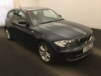 2009 BMW 1 SERIES AUTOMATIC 118D 2.0 SE DEISEL - FULL SERVICE HISTORY