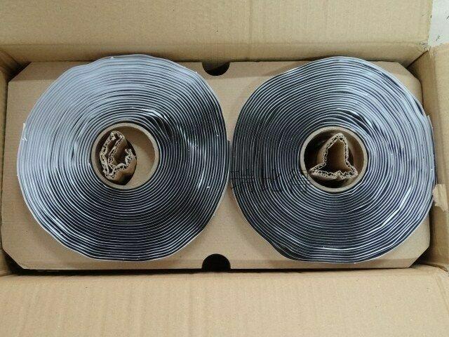 Butyl Tacky Tape High - Temp Vacuum Bag Sealant tape Seal black 50ft@170°C