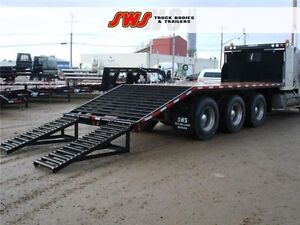 New 8.5x24' HD Deck w/ramps Edmonton Edmonton Area image 3