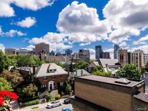 Amazing furnished condo in the heart of Concordia downtown!!