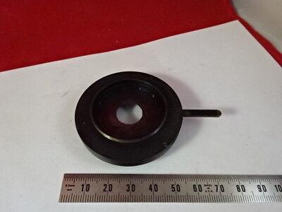 Iris Diaphragm Optical Vickers England Uk Optics Microscope Part 5-a-46