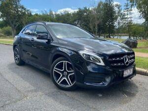 2019 Mercedes-Benz GLA-Class GLA180 DCT Black 7 Speed Sports Automatic Dual Clutch Wagon Rockhampton Rockhampton City Preview
