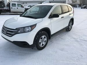 2013 Honda CR-V LX ALL WHEEL DRIVE - $175 Bi Weekly!!