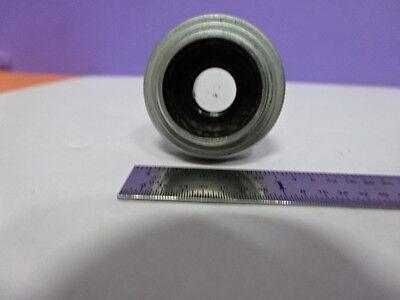 Leitz Wetzlar Germany Objective 5x Optics Microscope Part As Pictured Z4-19