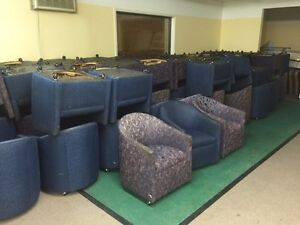 LESS THAN HALF PRICE TUB CHAIRS ONLY $25 EA OR 2 FOR $35