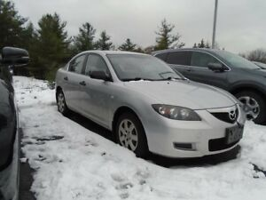 2007 Mazda Mazda3 GS (AS IS)