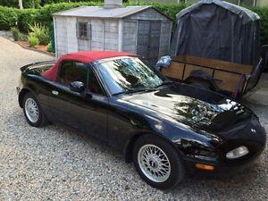 1993 Mazda Miata LE Cabriolet Special Edition
