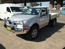 2010 Great Wall V240 K2 4x4 Silver 5 Speed Manual Cab Chassis Holroyd Parramatta Area Preview