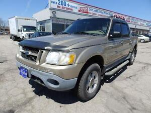 2001 Ford Explorer Sport Trac CERTIFIED & E-TESTED