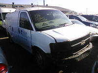 2003 CHEVROLET EXPRESS G2500- WOW, GREAT DEALS ON QUALITY PARTS