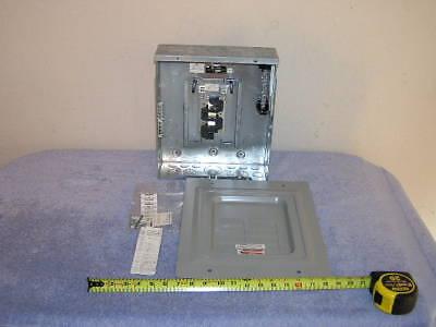 RV Trailer Bus Home Cutler-Hammer Fuse Circuit Breaker Box 125 amp BR612L125FGP  for sale  Yakima