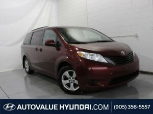2012 Toyota Sienna LE | BLUETOOTH | FRONT WHEEL DRIVE | CLEAN
