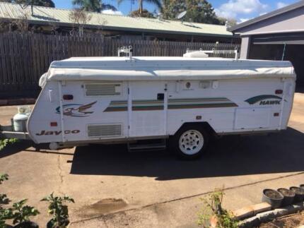 1991 Jayco Swan Classique Camper Van