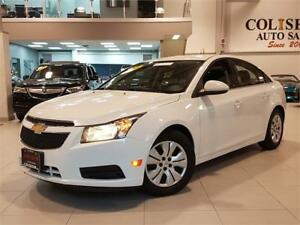 2014 Chevrolet Cruze LT-AUTOMATIC-BLUETOOTH-ONLY 70KM