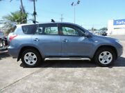 2007 Toyota RAV4 ACA33R CV Blue 5 Speed Manual Wagon Morayfield Caboolture Area Preview