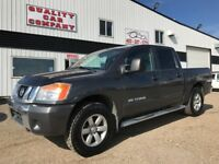 2011 Nissan Titan SE Crew Cab 4x4 Only $201.61 per month!!! Red Deer Alberta Preview