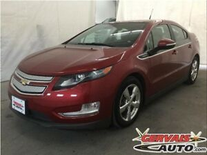 Chevrolet Volt Electric Cuir Navigation Audio Bose Caméra MAGS C
