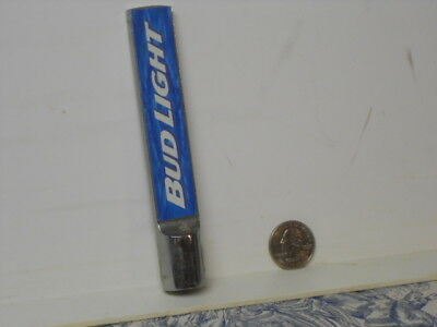 Vtg. Promotional Bud Light Beer Tapper Handle